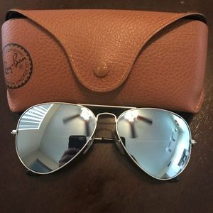 Polarized Ray Ban Aviators